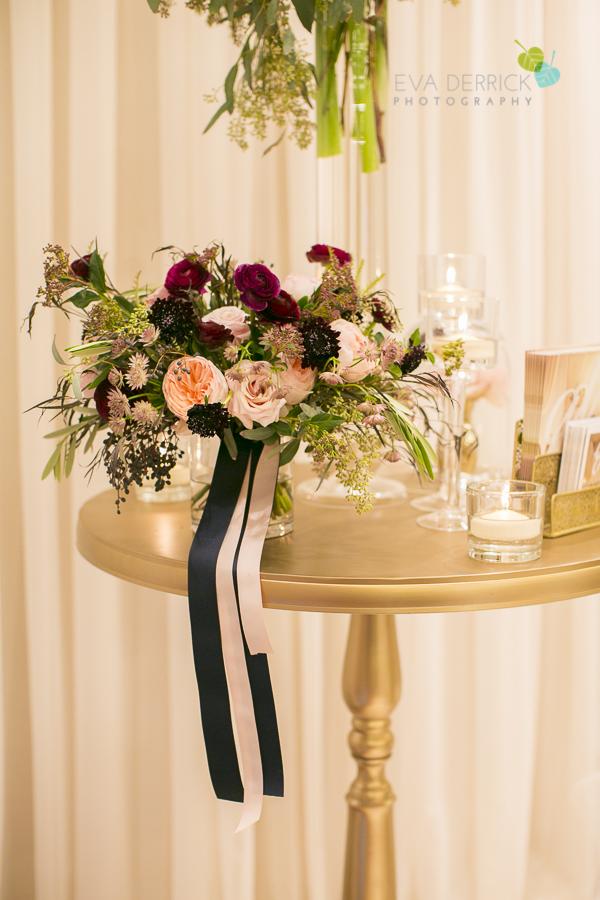 Niagara wedding florist, Wedding Show, Lush Florals