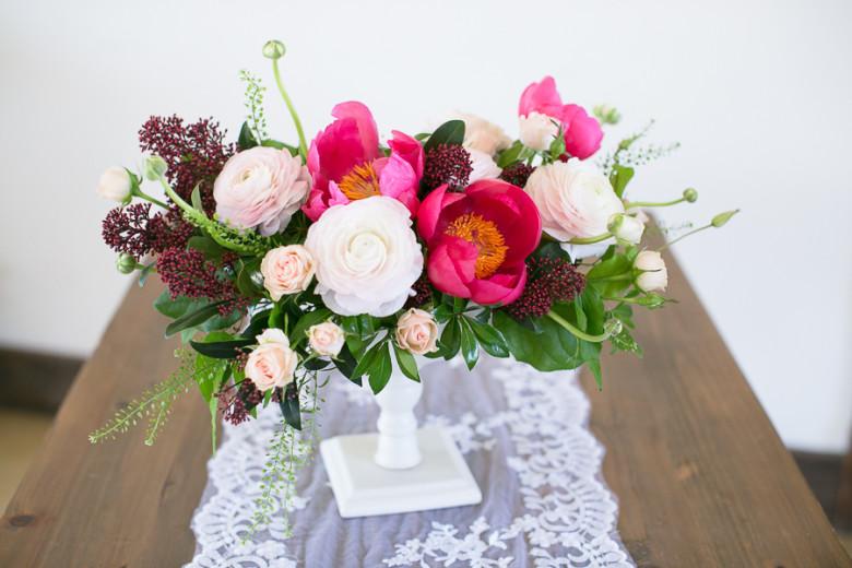 Lush Florals Niagara wedding floris