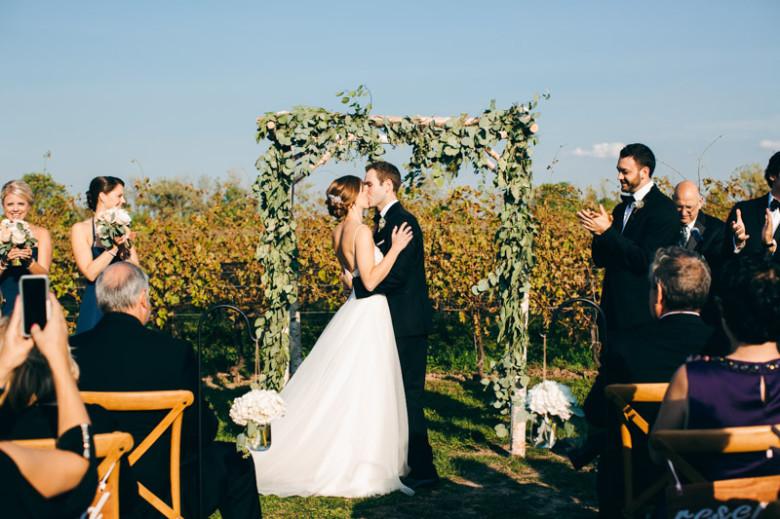 Lush Florals, Niagara on the lake wedding, Niagara wedding florist