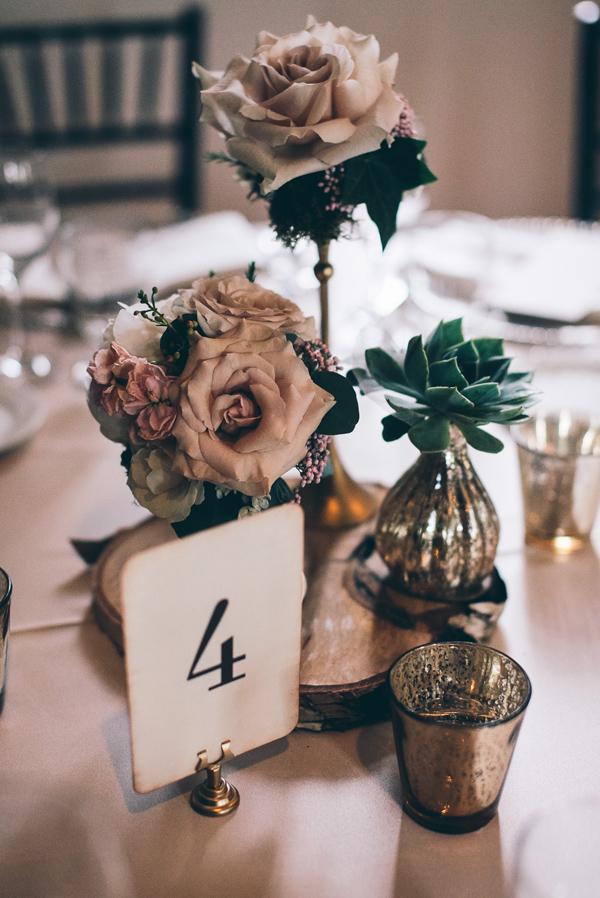 Lush Florals, Niagara wedding florist, brewery wedding
