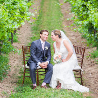 Lush Florals, Niagara wedding florist, Kurtz Orchards wedding