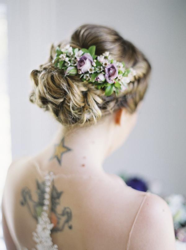 Niagara wedding, Allure hair and makeup